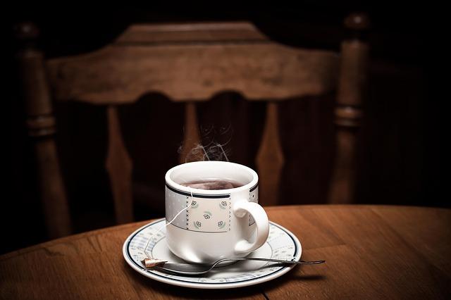чай, горячие, кубок